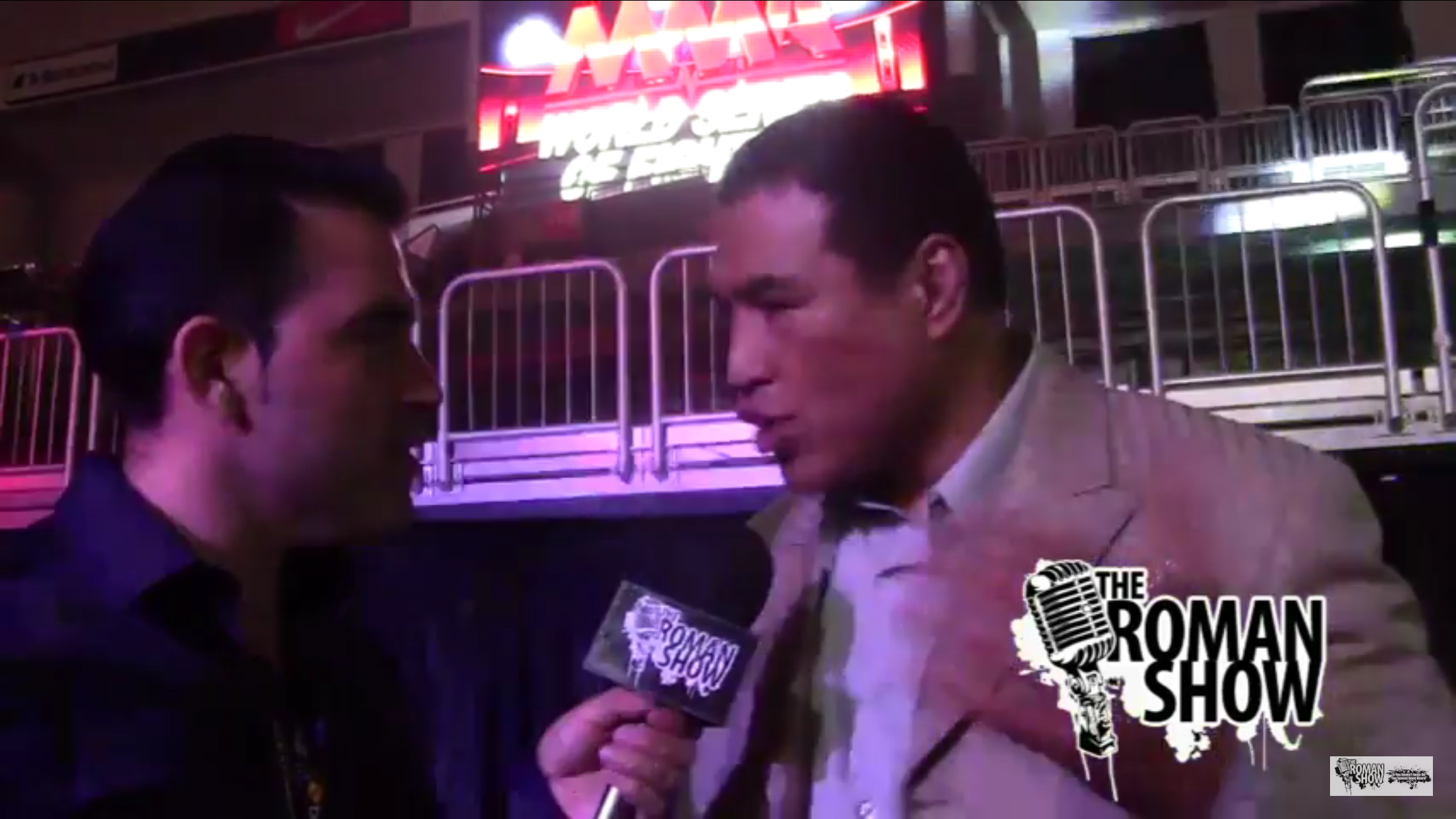 WSOF President Ray Sefo Is Pumped for Shields vs Palhares