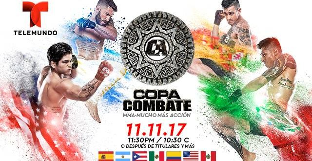"John ""Sexy Mexy"" Castaneda READY FOR COPA COMBATE TOURNAMENT"