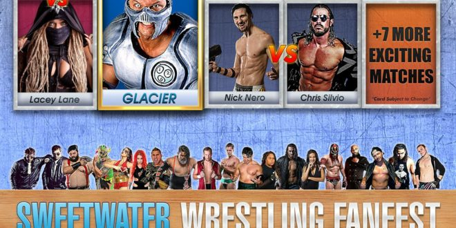 Glacier would like to see a Monday Nitro Reunion
