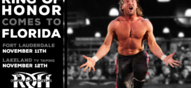 ROH WRESTLING ANNOUNCE TEAM TO RAISE MONEY FOR PUERTO RICO RELIEF AT FLORIDA SHOWS