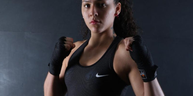 Colombain Alejandra Lara ready to represent her country on a global level