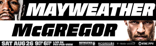 Just a matter of time for Conor McGregor vs Floyd Mayweather rematch in a cage