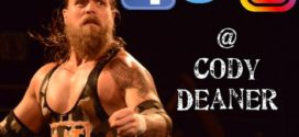 Cody Deaner talks WWE Performance and next step