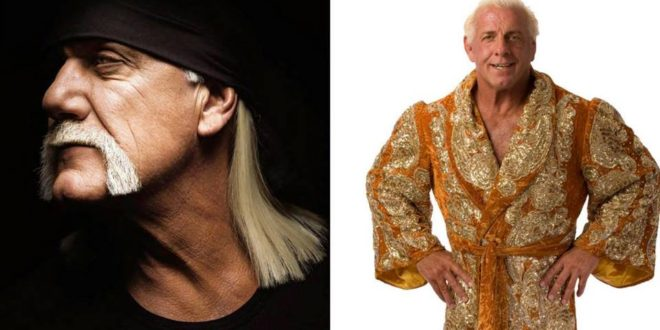 Hulk Hogan and Ric Flair are coming to Hollywood, Fl with Legends of the Ring