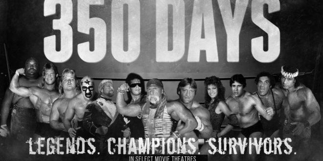 Producer Darren Antola talks 350 Days Documentary