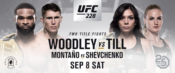 Tyrone Woodley has to let loose as champ if he wants to impress