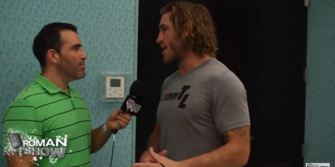 Tom Lawlor Talks Incorporating MMA into his pro wrestling matches