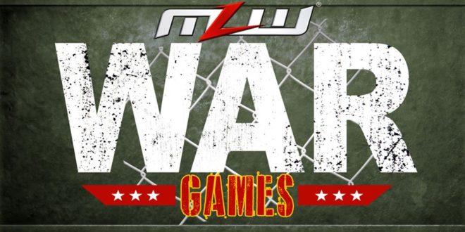 Barrington Hughes Pumped to enter MLW's War Games