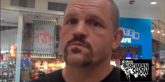 Lets erase Liddell Vs Ortiz III out of our minds