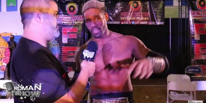 Darren Young talks potential WWE ambassador position
