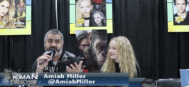 War for Planet of the Apes actress Amiah Miller talks working with CGI, training martial arts