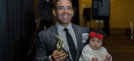 Rodolfo Roman wins Florida MMA Awards 2018 Ring Announcer of the year