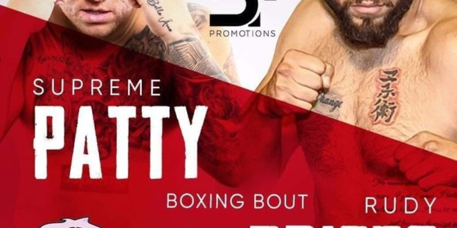 Amateur Boxer Rudy Prieto talks about taking on Instagramer Supreme Patty
